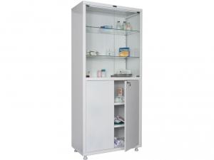 Металлический шкаф медицинский HILFE MD 2 1780/SG купить на выгодных условиях в Крыму
