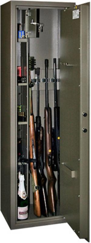 Шкаф и сейф оружейный VALBERG САФАРИ EL купить на выгодных условиях в Крыму