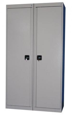 Шкаф металлический архивный ШХА-100(40) купить на выгодных условиях в Крыму