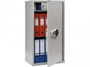 Шкаф металлический бухгалтерский ПРАКТИК SL-87Т EL